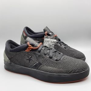 Converse Schoeller CONS CLS OX Black Orange Skate